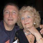 Mark Copeland and Mum